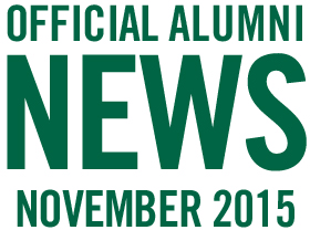 Official Alumni News