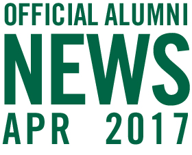 Official Alumni News April 2017