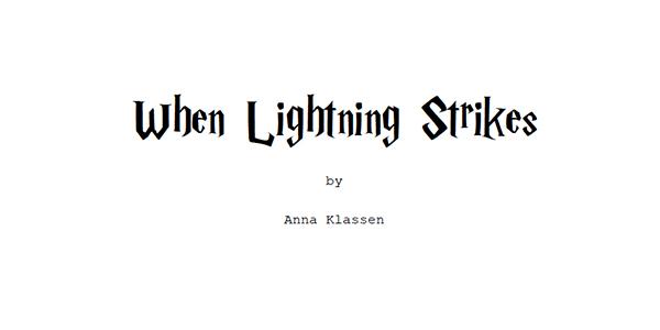 UO Alumni - Anna Klassen Lands on Hollywood's Black List