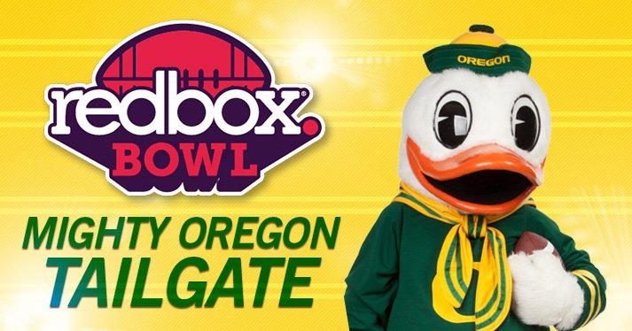 Uo Alumni Mighty Oregon Tailgate At The Redbox Bowl
