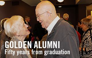 Golden Alumni Membership